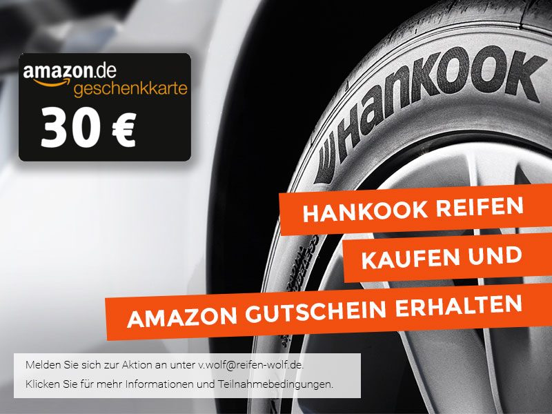 Hankook-Sommeraktion