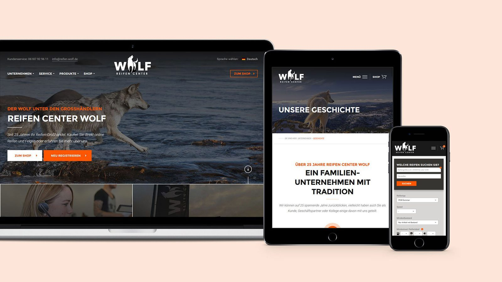 Mobile-Webshop-App-Reifen-Wolf